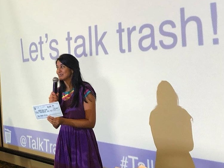 Grouphug wins $5,000 at Talk Trash City Competition