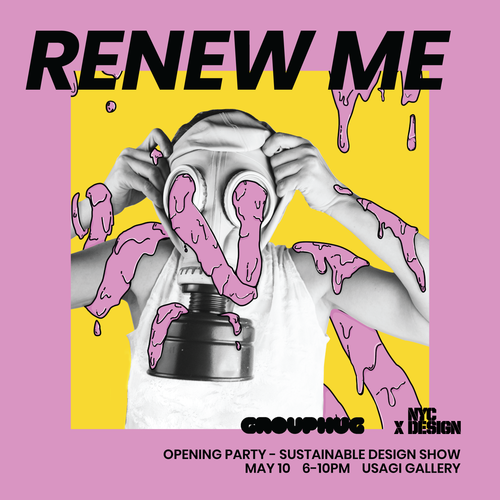 NYCxDesign Week: Renew Me