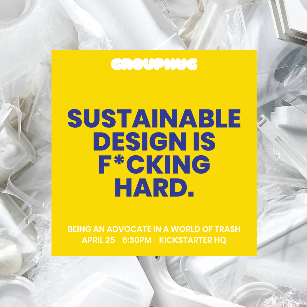 Earth Week Event: Sustainable Design Panel