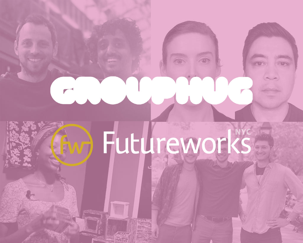"Futureworks Incubator startups at ""Renew Me"" NYC Design Week Show"