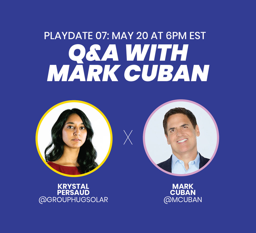 Virtual Q&A with Mark Cuban