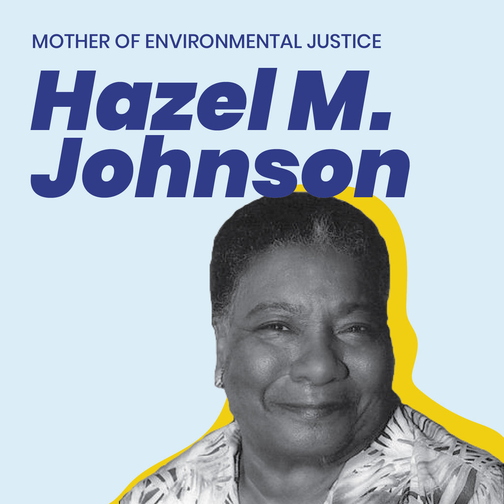 Environmental Justice History: Hazel M. Johnson