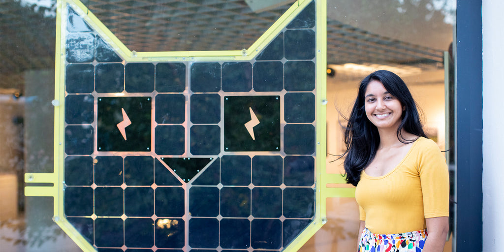 Introducing Solar Cat: The Cutest Solar Panel Ever Made