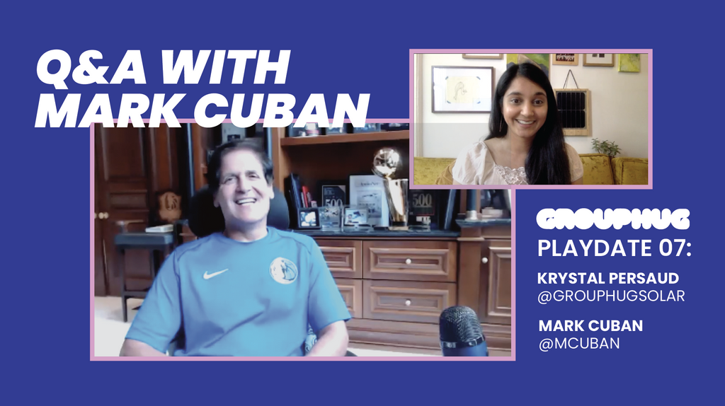 Watch the Full Video of our Q&A With Mark Cuban