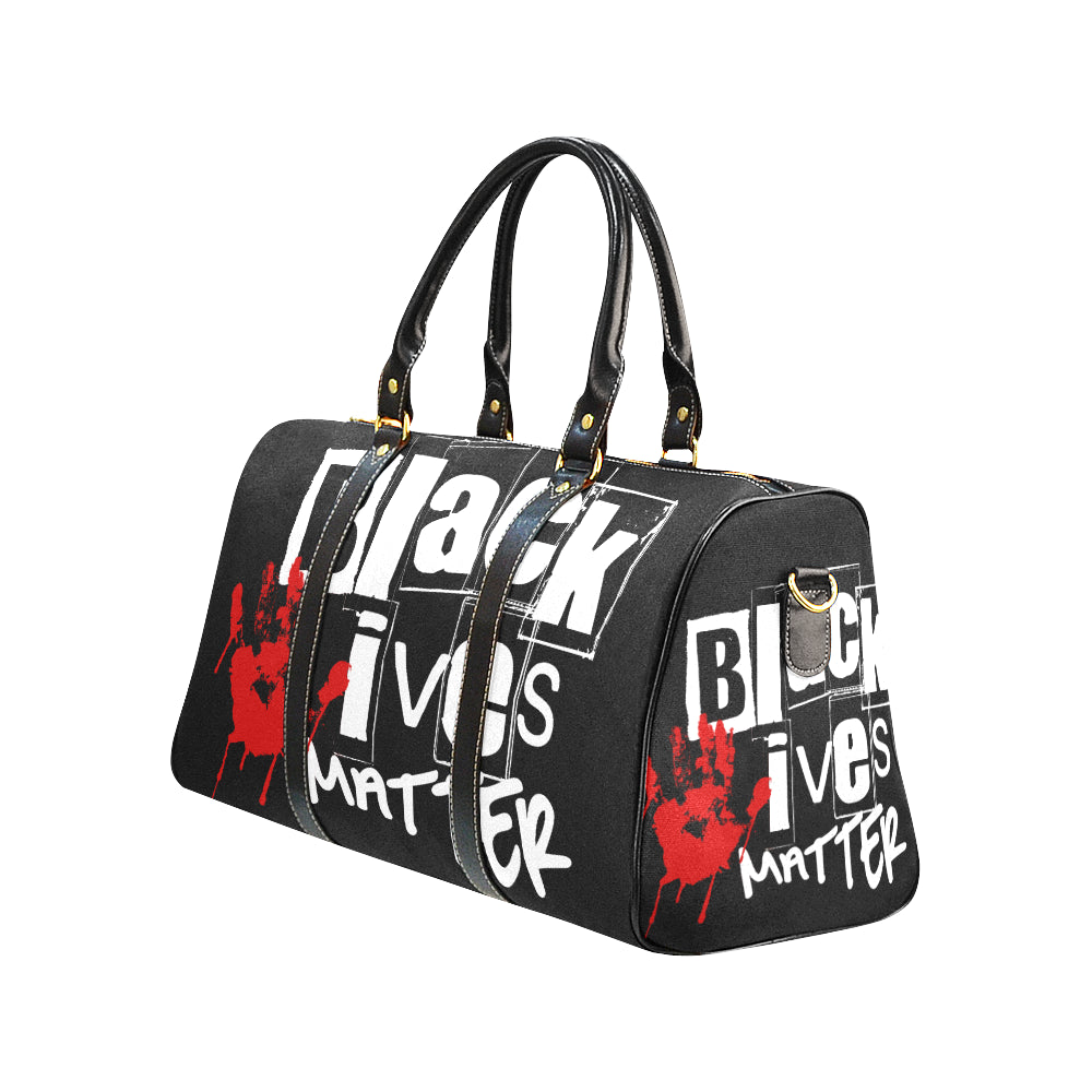 BLM Handprint Travel Bag
