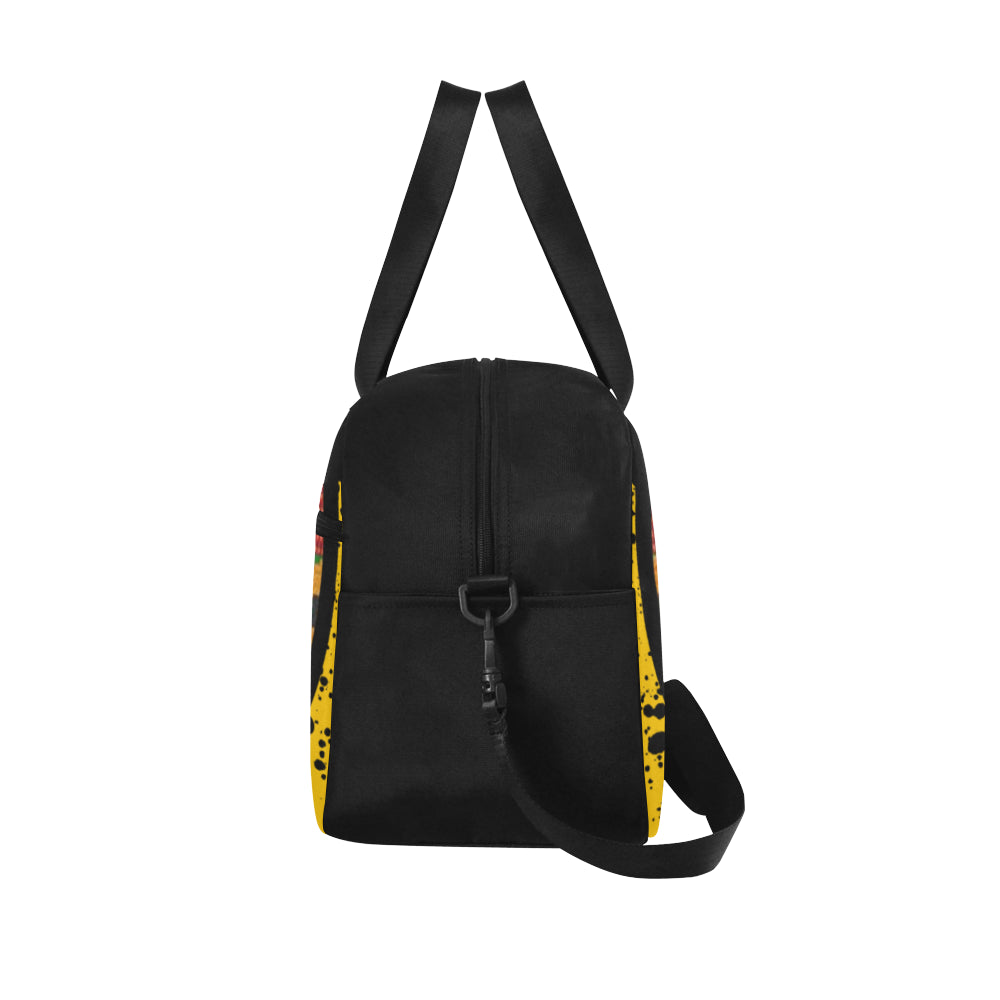 Unbreakably Black Weekend Bag
