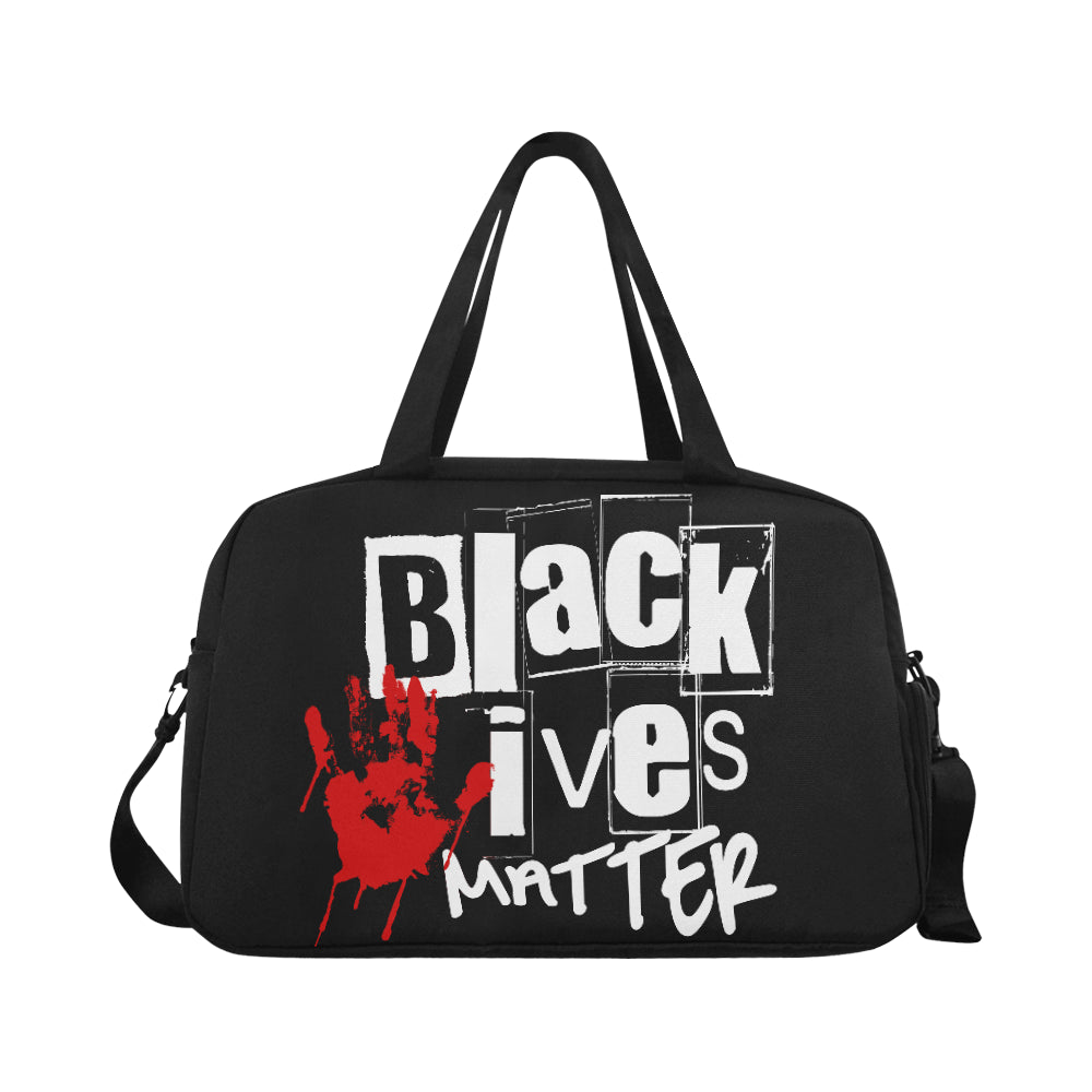 BLM Handprint Weekend Bag