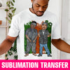 Bigg Pac Sublimation Transfer