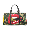 Camo Savage Travel Bag