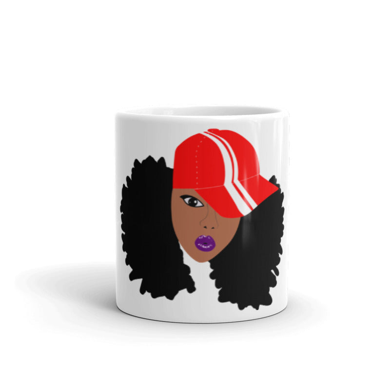 CapGirl Mug Sublimation Transfer