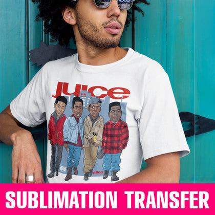 Juice Sublimation Transfer