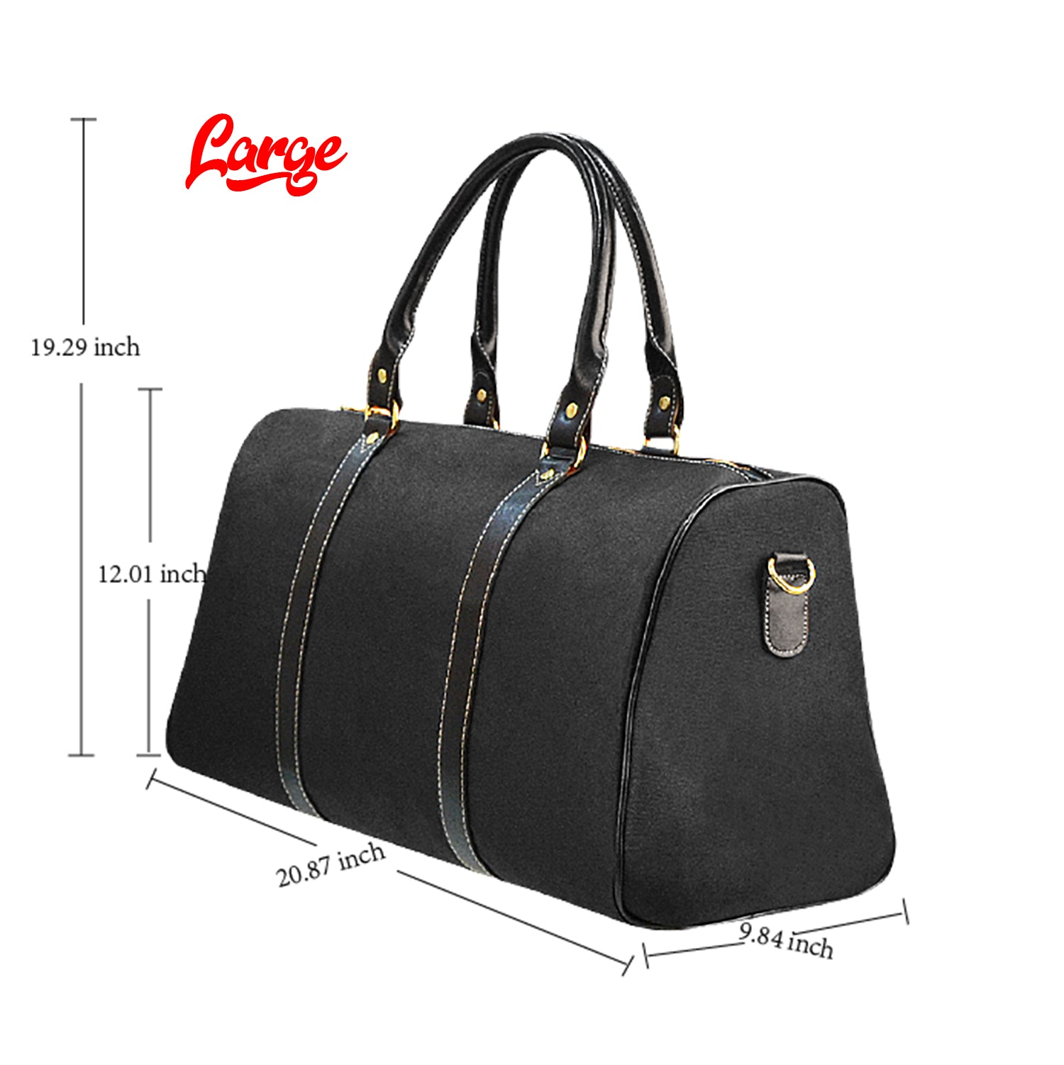 Royal Curls Travel Bag