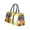 Sunflower Sistah Emergency Numbers Travel Bag