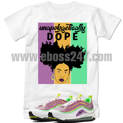 Unapologetically Dope SVG PNG Nike AM 97