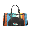 Unapologetically Dope Travel Bag - black