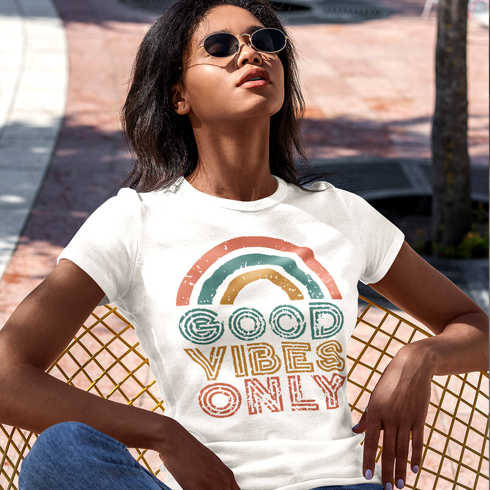 Good Vibes Only Sublimation Transfer