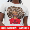 Got Justice Sublimation Transfer