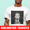 John Lewis Mugshot Sublimation Transfer