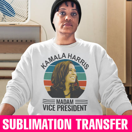 Madam VP Sublimation Transfer