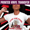 Madea Falcons Vinyl Transfer