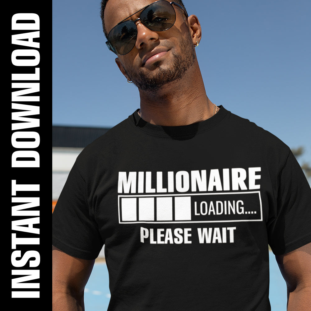 Millionaire Loading PNG SVG