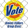 Vote Removes Stubborn Orange Stains PNG SVG