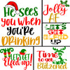 Funny Xmas Bundle PNG SVG