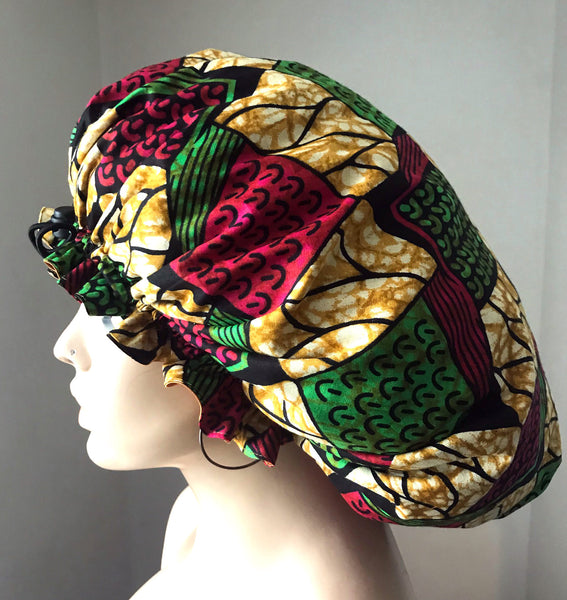 Sara Adjustable Bonnet