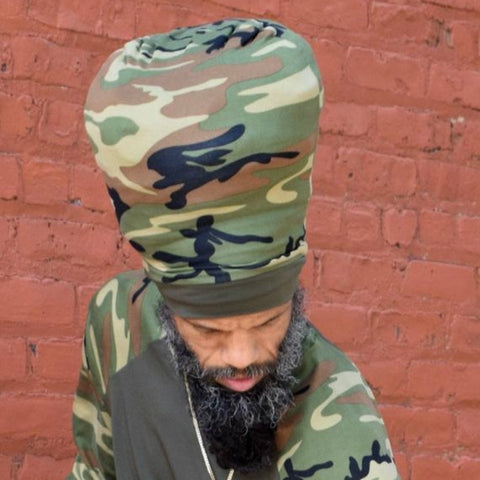 Camouflage Stretch Hat