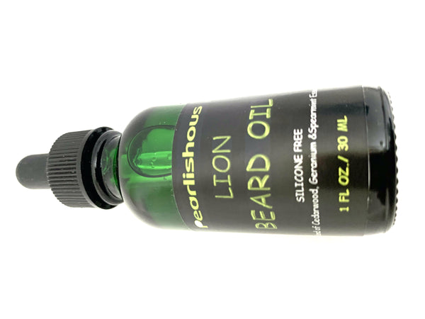 Lion Beard Oil- 1 Oz.