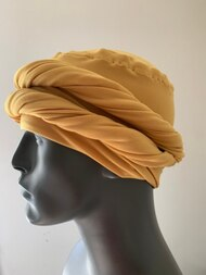 Mustard EZ PZ Turban for Men