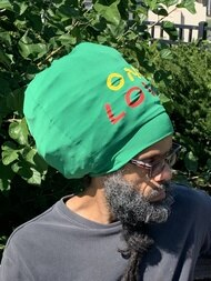 One Love Stretch Hat