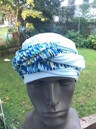 Printed Match EZ PZ Turban for Men