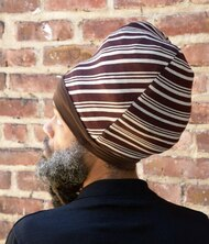Stripes O Stretch Hat