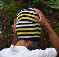 The Stripe Stretch Hat