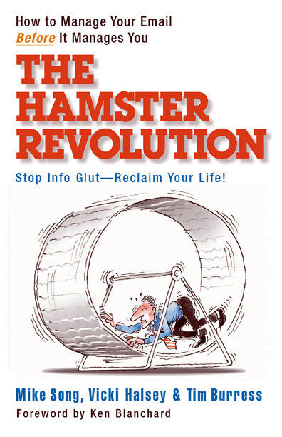 Hamster Revolution for Email Book - Soft Cover
