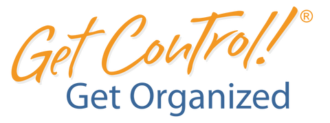 Get Control! Get Organized E-Learning