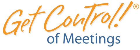 Get Control! of Meetings E-Learning