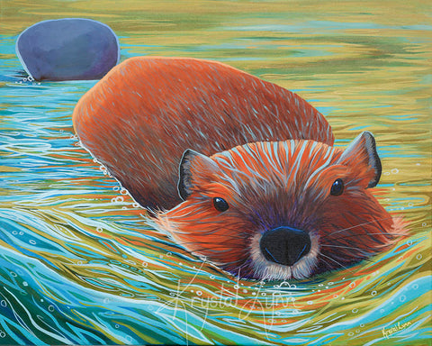 Walter the Beaver