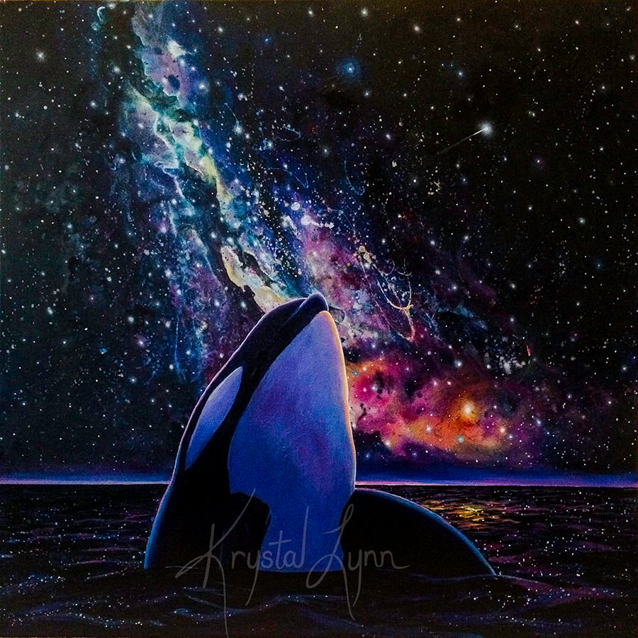 The Galactic Orca