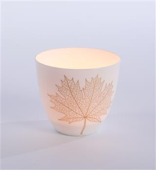 Porcelain Tealight Holders