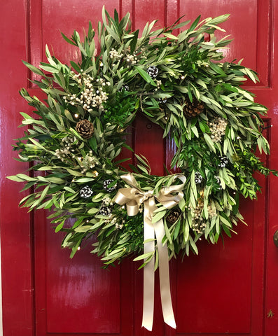 Classic Christmas wreath - Signature Eco collection