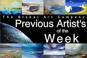 Previous Artist's of the Week