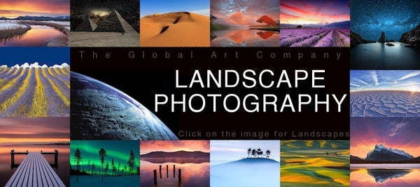 The Landscape Photography collection - The Global Art Company