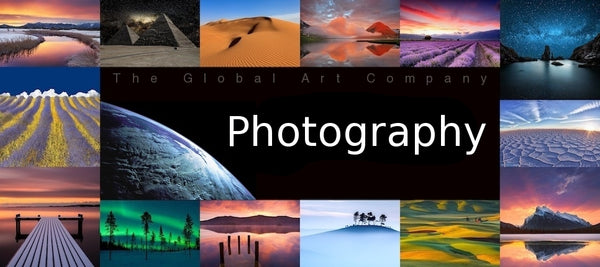 The Global Art Company photography search page