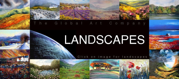 Landscape Art and Photography - The Global Art Company