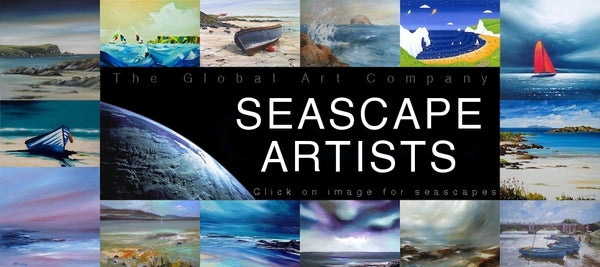 The Global Art Company Seascape Art Gallery
