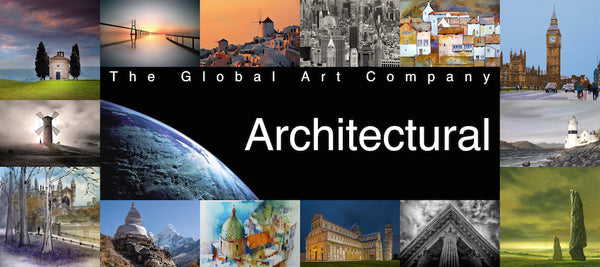 Architectural Art and Photography - The Global Art Company
