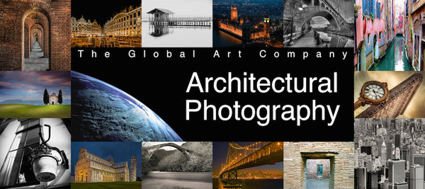 The Architectural Photography collection - The Global Art Company