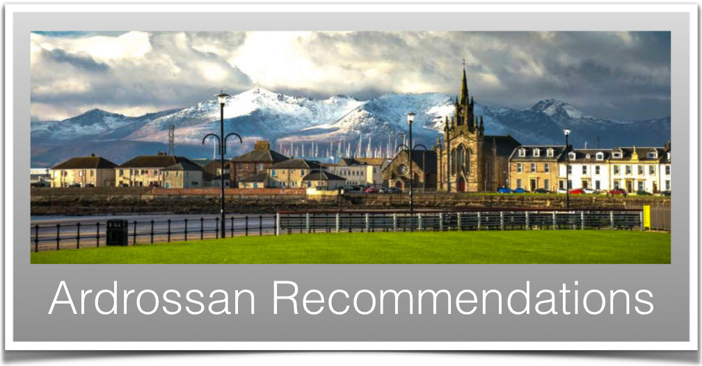 Ardrossan Recommendations